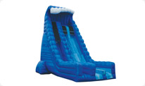 delray beach inflatable slide rental