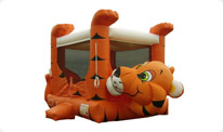 south florida tiger bounce house